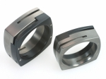Blok Split-level Ring